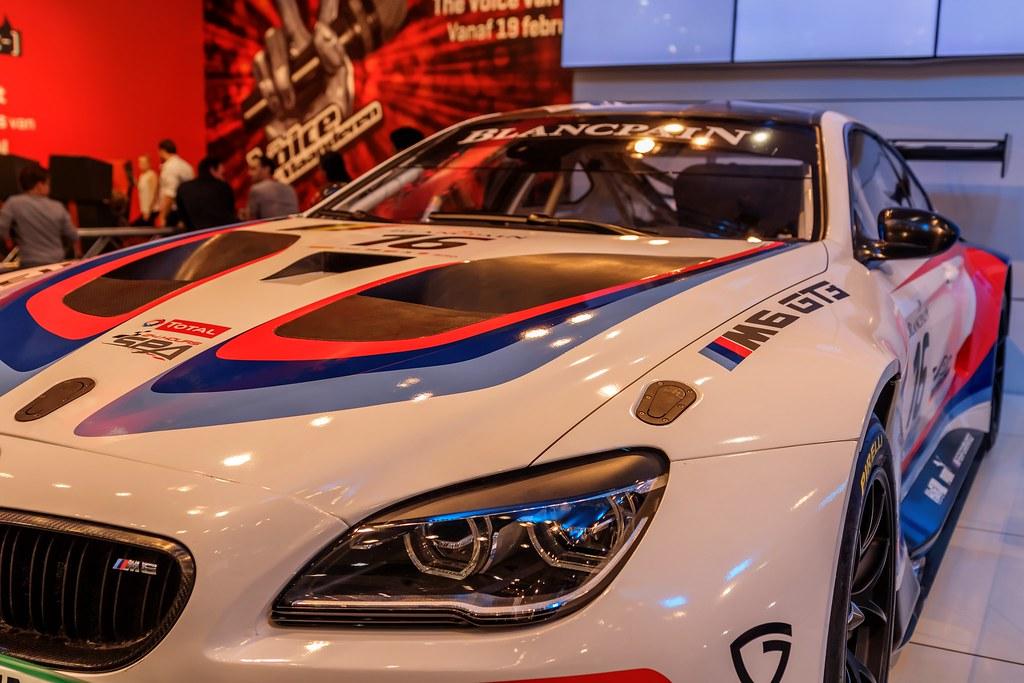 Bmw Competition Salon De L Auto Bruxelles Louis Laurent Flickr