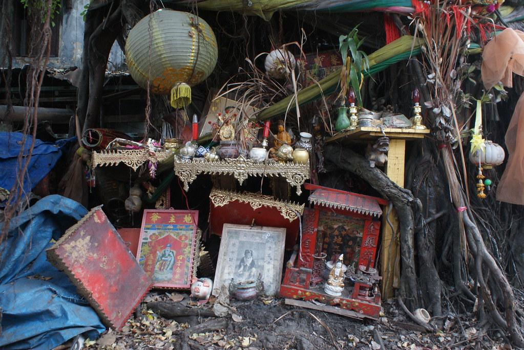 Bangkok : Chinatown, le quartier chinois - Vanupied