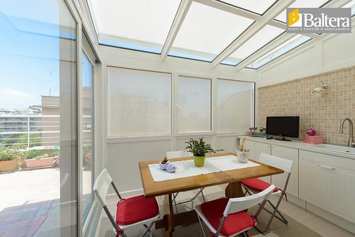 Serra bioclimatica indoor baltera porte e finestre flickr for Baltera roma