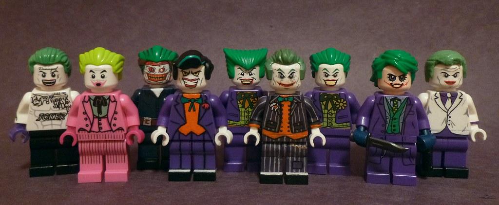 <b>Jokes on you Batman</b>!   Every Joker minifigure I have that ar…   Flickr