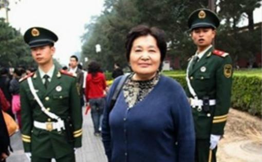 上海著名维权人士沈佩兰