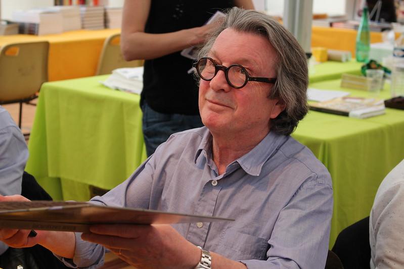 Martin Veyron - Festival Le Livre à Metz