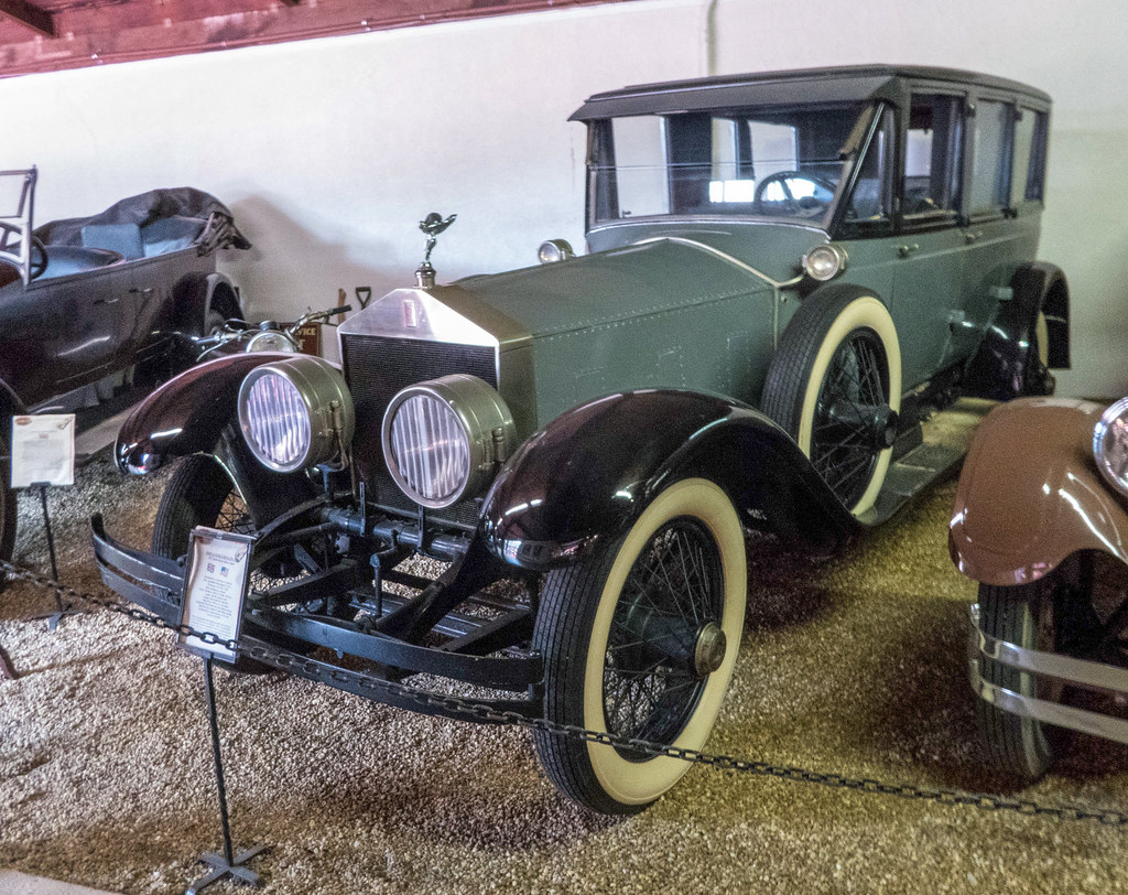 1922 Rolls Royce Silver Ghost - Sarasota Classic Car Museu…   Flickr