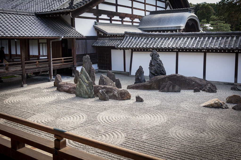 Tofukuji Temple Hojo Kyoto The Hojo And Its Garden Of To Flickr