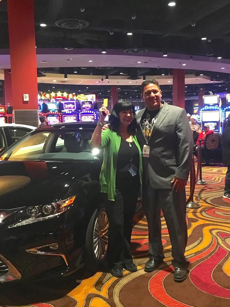 Veronica From Hondo TX Lexus ES Kickapoo Lucky Eagle Casino - Lucky eagle casino car show