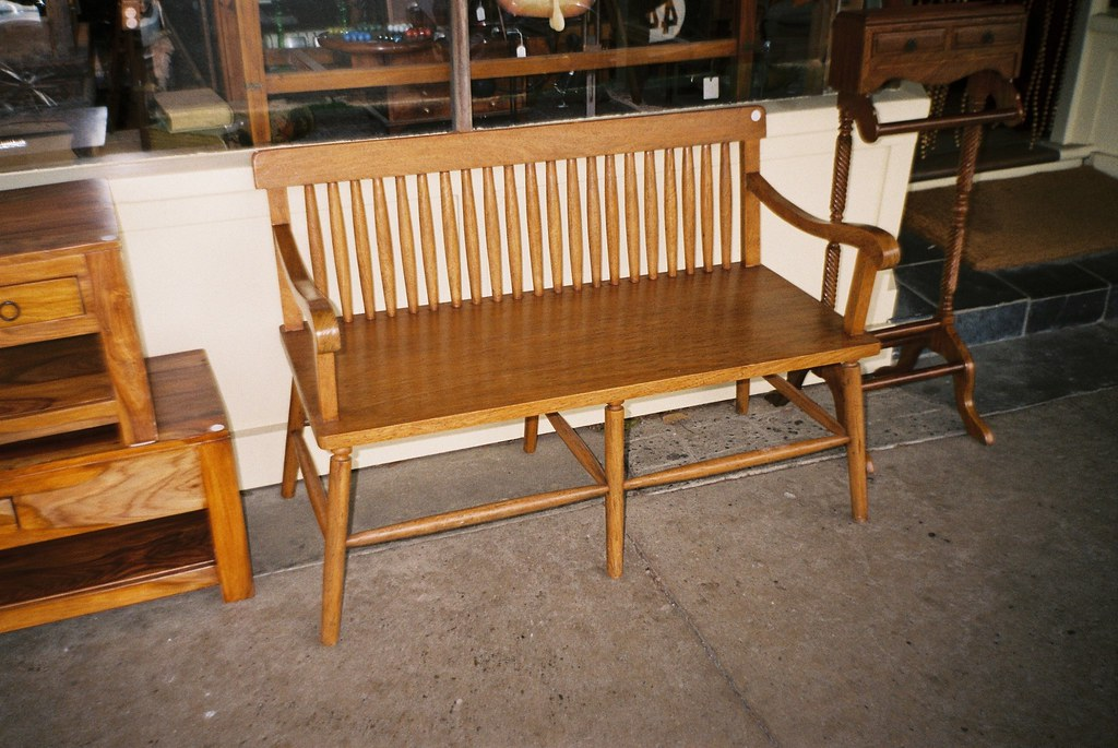 Super A Wooden Bench To Sit On Photographed Using The Halina Vis Pdpeps Interior Chair Design Pdpepsorg