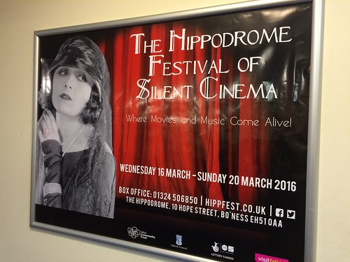 Hippodrome Festival of Silent Cinema in Bo'ness | by Jonathan Melville