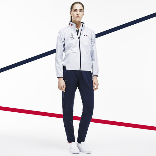 French team Olympics uniforms | by tennis buzz
