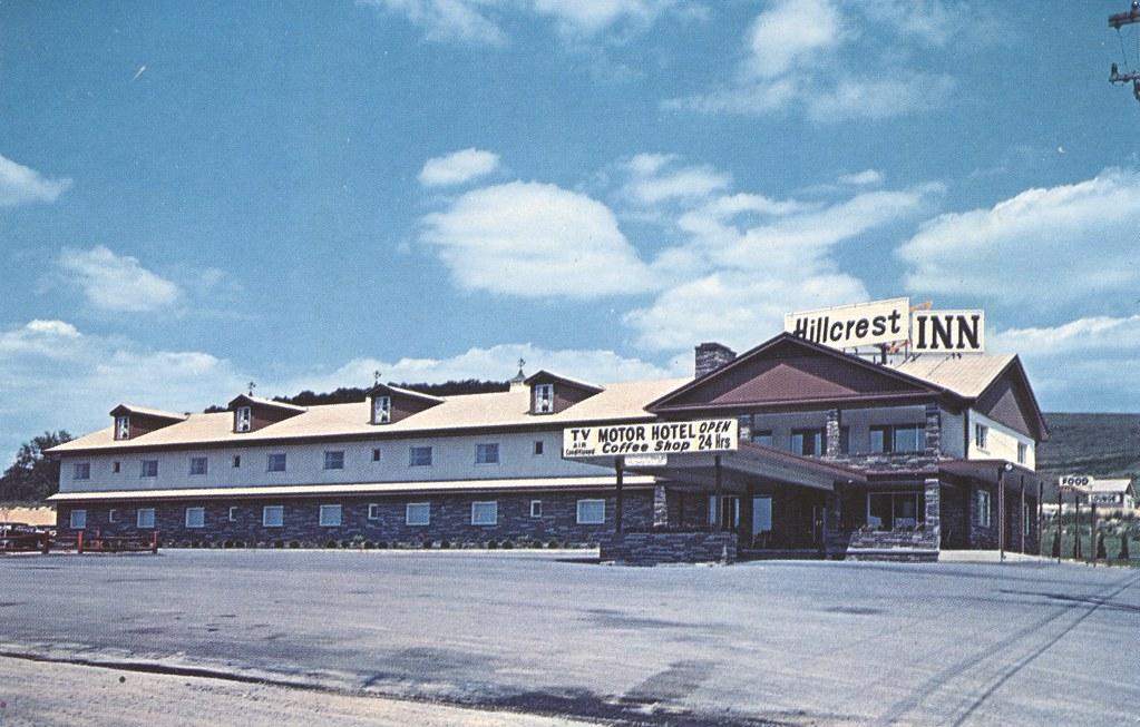 Hillcrest Inn - Bedford, Pennsylvania