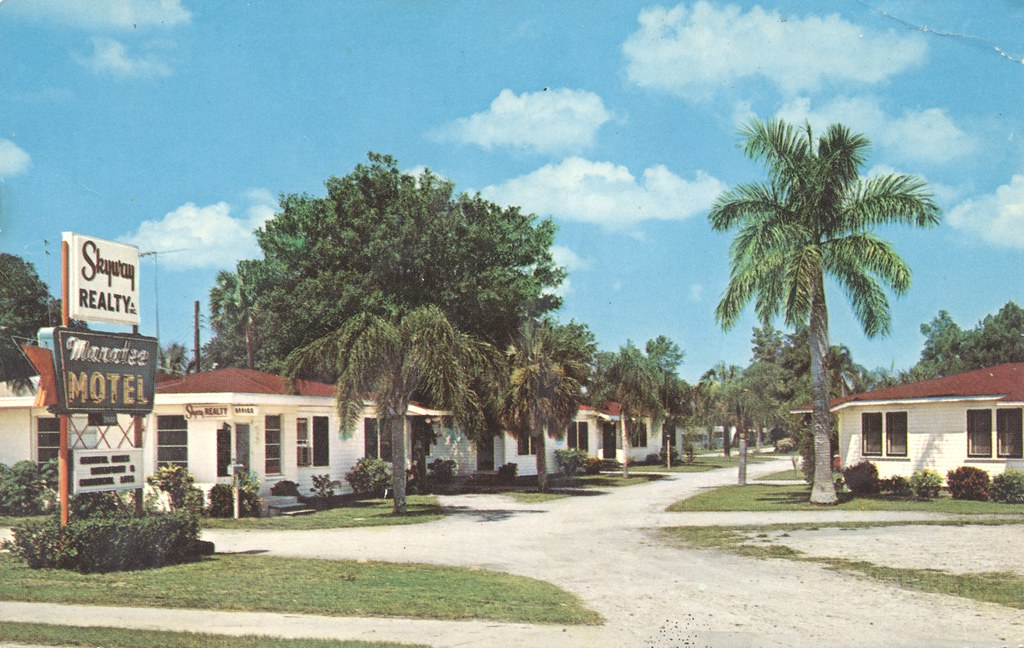 Manatee Motel & Skyway Realty, Inc. - Bradenton, Florida