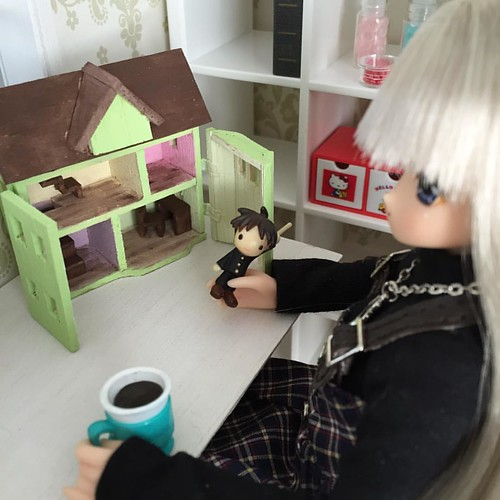 Mini dollhouse | by *Ami-chan*