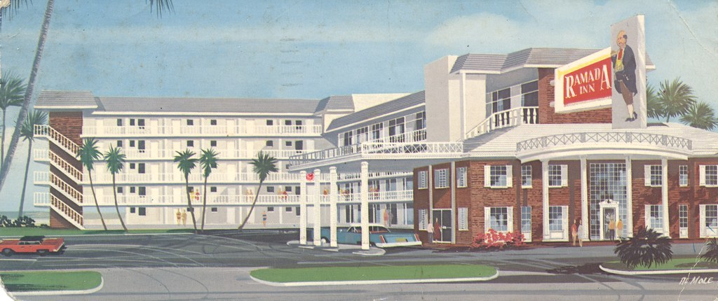 Ramada Inn - Daytona Beach, Florida