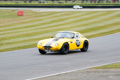 tvr griffith 400 graham hill trophy practice 1965 tvr gr flickr. Black Bedroom Furniture Sets. Home Design Ideas