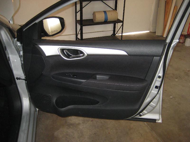 2013 2015 Nissan Sentra Plastic Interior Door Panel Take Flickr