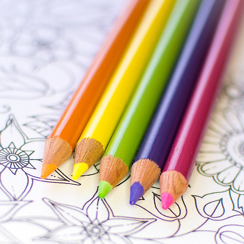 Coloring Pencils -8 | by janedsh