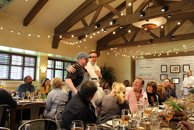 Stella Artois Luncheon during Pebble Beach Food & Wine