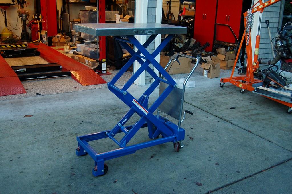Building An Engine Transmission Cradle