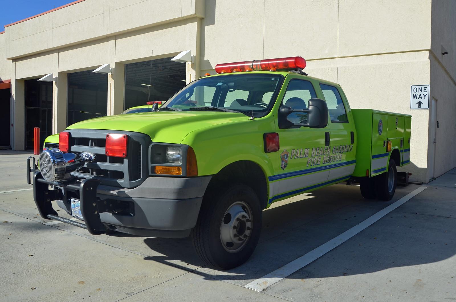 Palm Beach Gardens Fire Rescue   Flickr