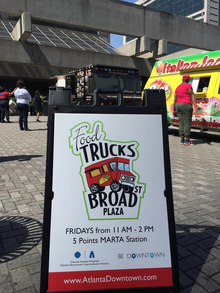 Food Truck Finder Atlanta