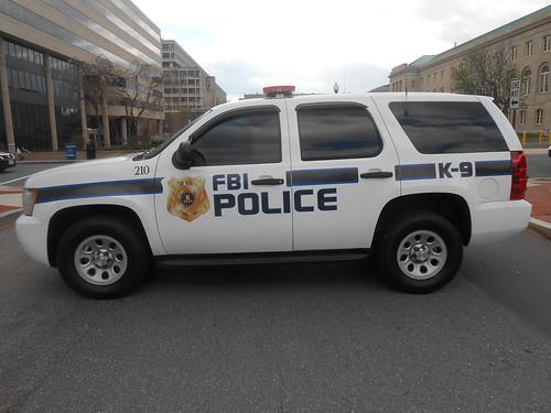 Suv >> FBI Police K-9 SUV | Corde11 | Flickr