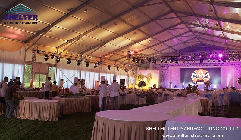 3050m Wedding Marquee Party Tents Wedding Marquee Wedding Flickr