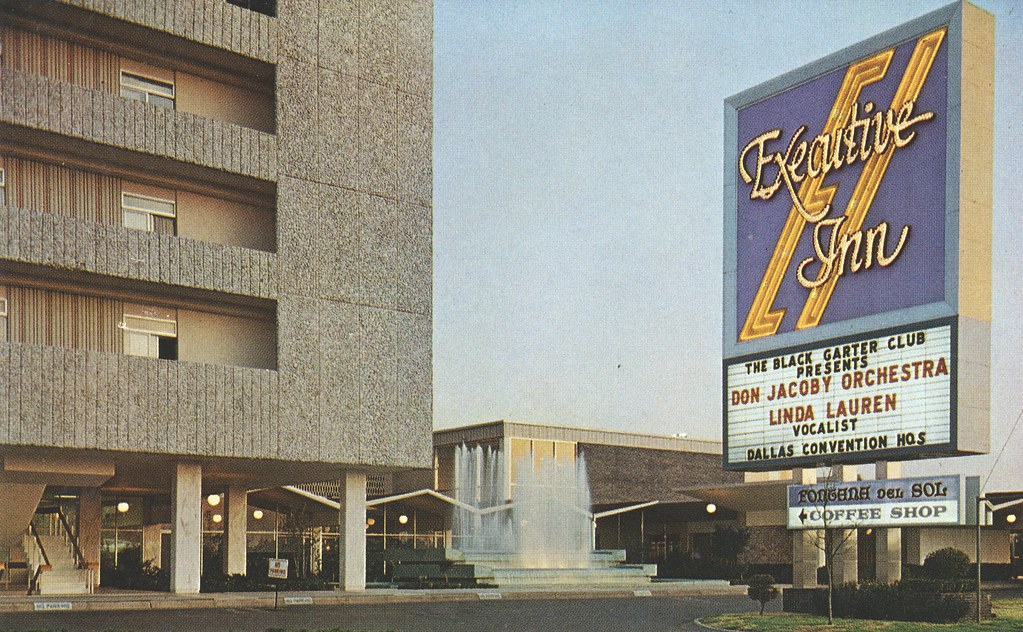 Executive Inn - Dallas, Texas