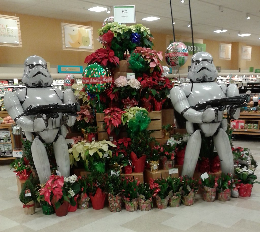 may the force be with you this christmas by albertsons florida blog - Albertsons Hours Christmas
