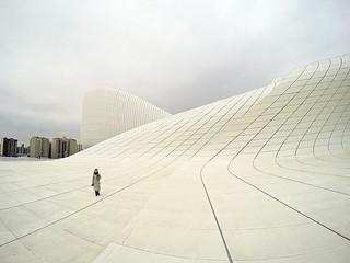 Modern Baku Azerbaijan