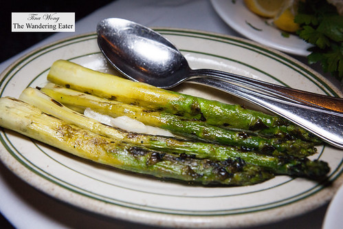 Grilled asparagus | by thewanderingeater