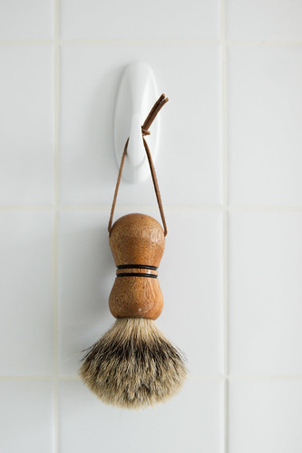 Alluvian Silver Tip Badger Brush_NX1_Barney A Bishop | by Barney A Bishop