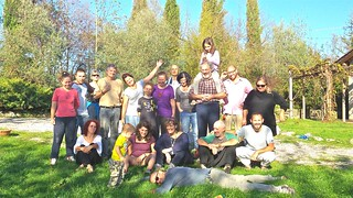 Damanhur Firenze groupshot | by Damanhur, Federation of Communities