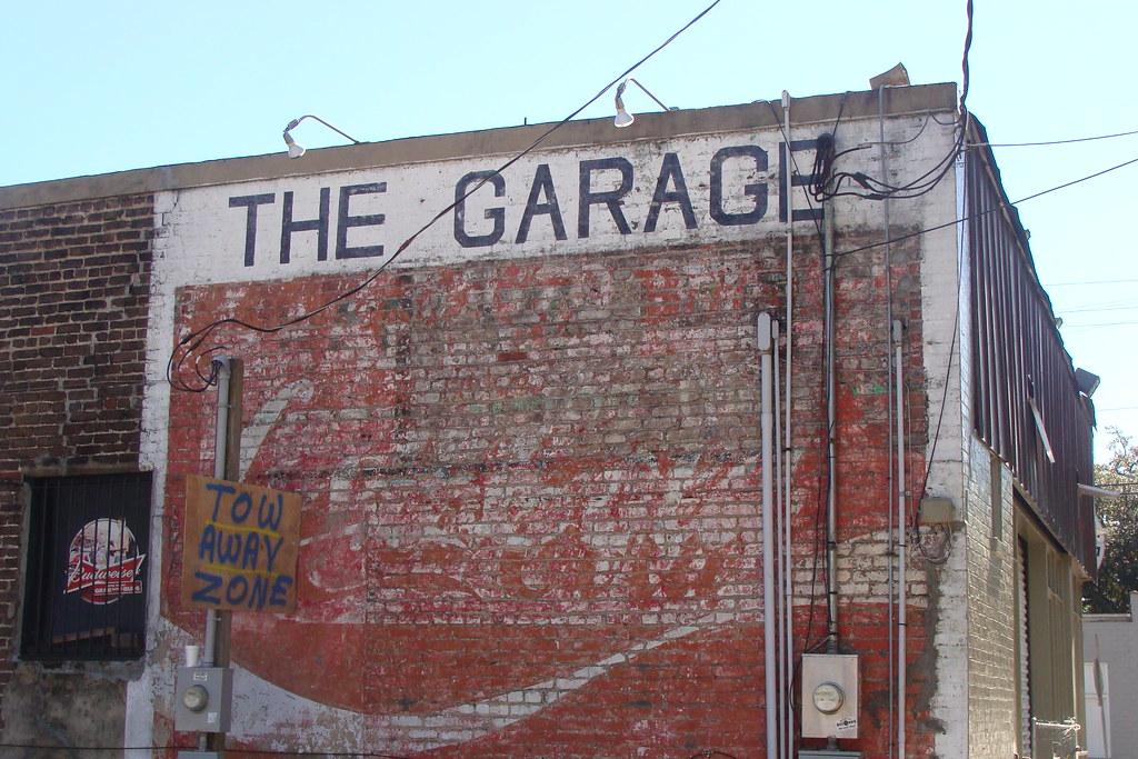 The Garage Wall Mural Mobile Al Coca Cola Wall Mural Flickr