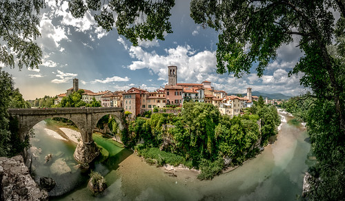 Cividale Panorama | by Bernd Thaller