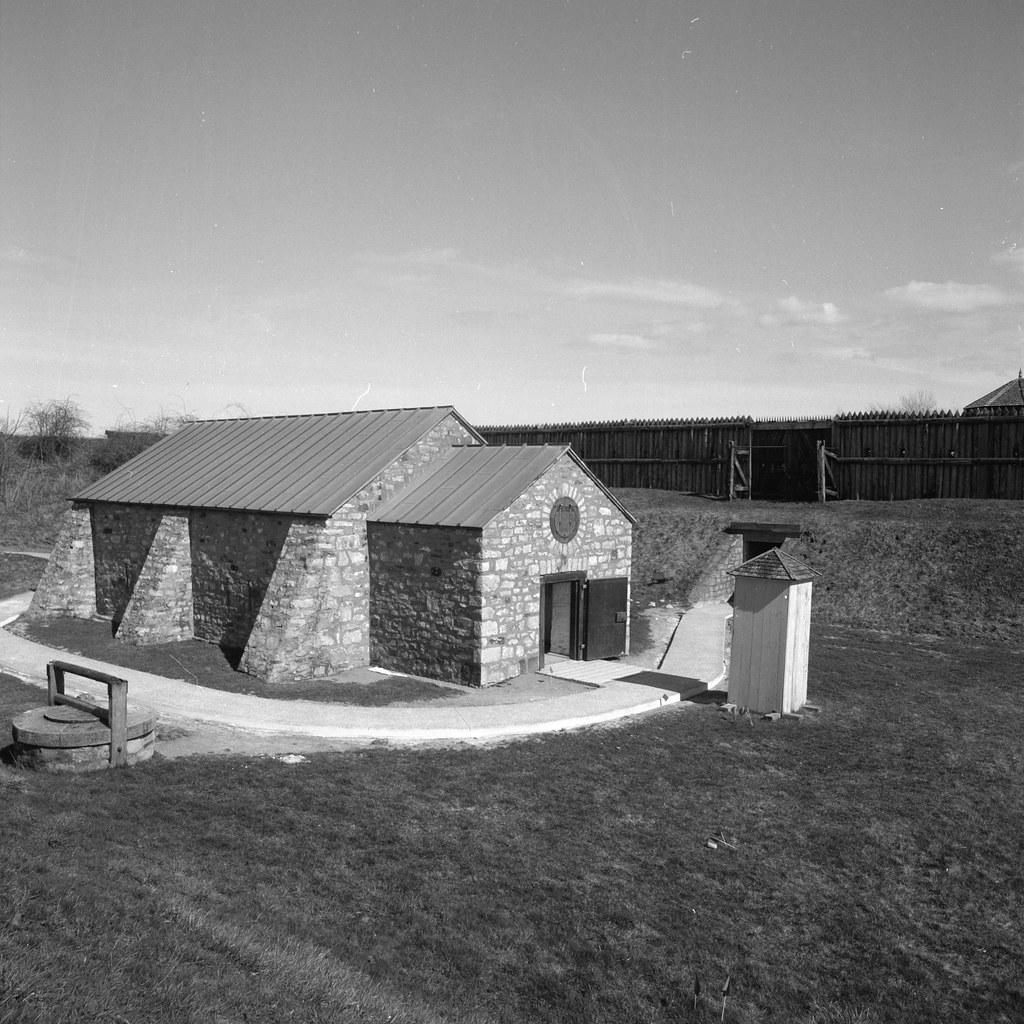 52:500c - Week 15 - A Fort Named George