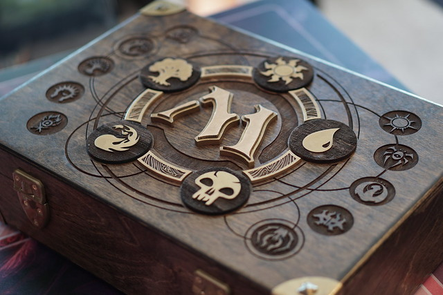 Magic: The Gathering box by MTGPayne