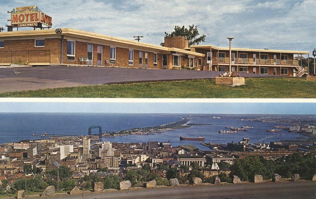 Buena Vista Motel - Duluth, Minnesota