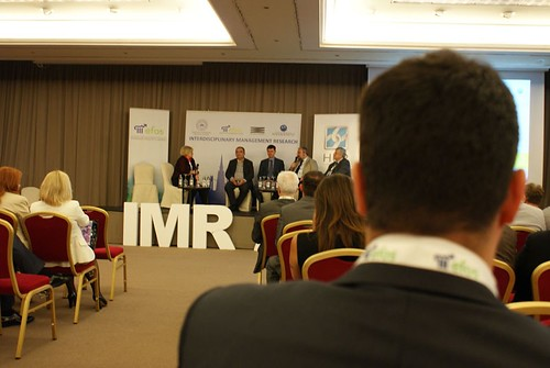 IMR Conference X 2014