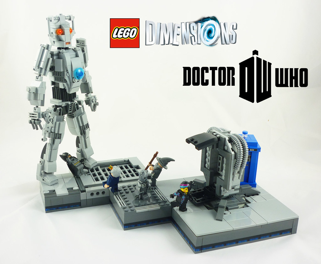 Doctor Who Cyber King