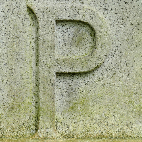 letter P | by Leo Reynolds