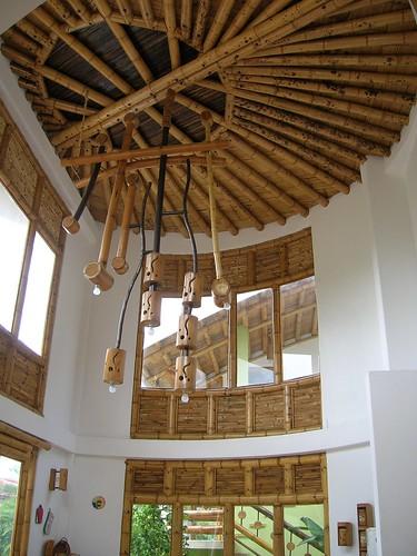 Decoraci n con bamb guadua decoraci n de espacios por - Decoracion con bambu ...
