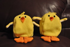 Reversible Chicks