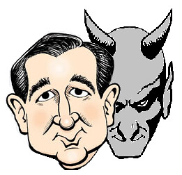 Ted Cruz, Lucifer in the Flesh | by Mike Licht, NotionsCapital.com