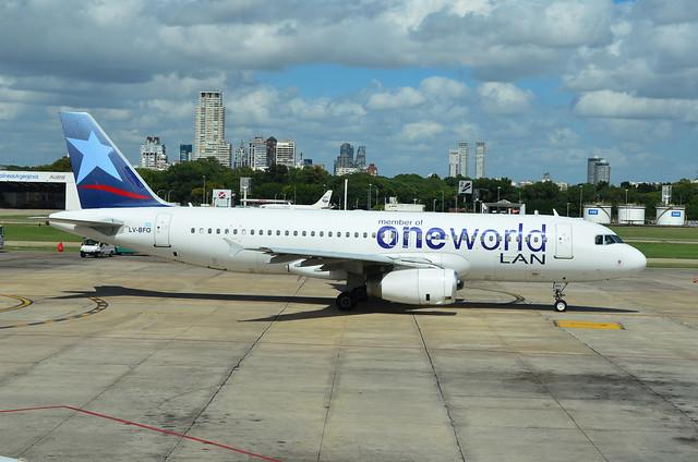 A320,  Lan,  LV-BFO