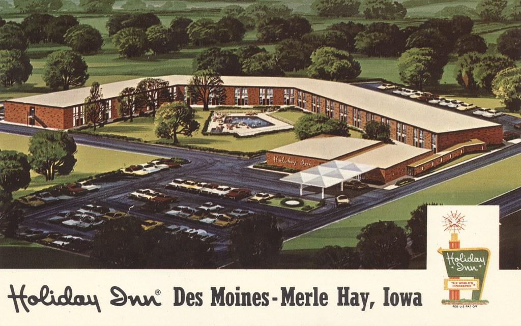 Holiday Inn Des Moines-Merle Hay - Des Moines, Iowa