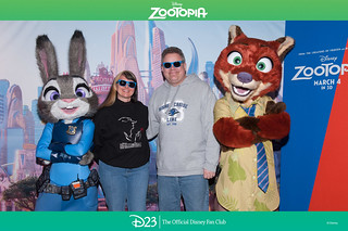 D23 Dessert Party - Zootopia Picture | by Disney, Indiana