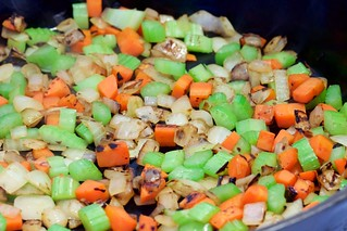Mirepoix Brown Onion and Carrot with Celery | by Chris Mower