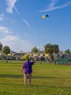 Fort Pierce Kite Flying-2 | by RandomConnections