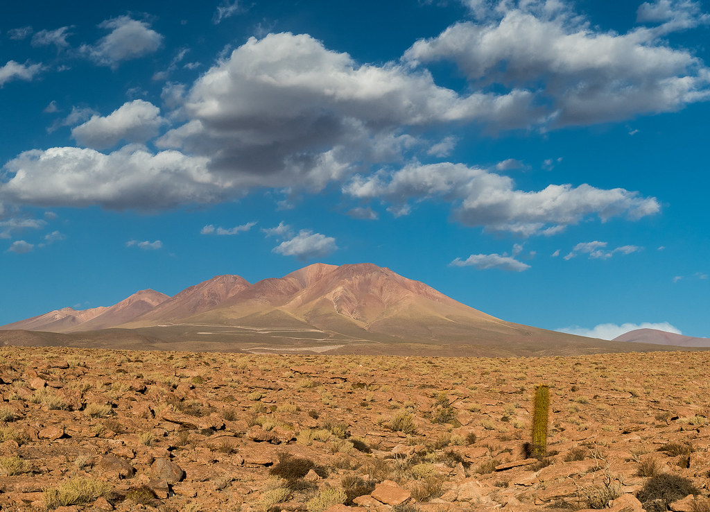 Atacama clouds