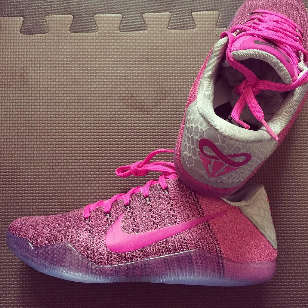 low priced ed2e5 effa2 ... coupon kobe 11 nike id for the wife catiababo nike kobe pink 6862c ca7f7