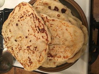 Naan bread and butter chucken | by Jake on Food